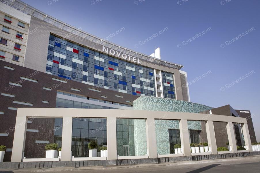 عکس سالن هتل نووتل 4338