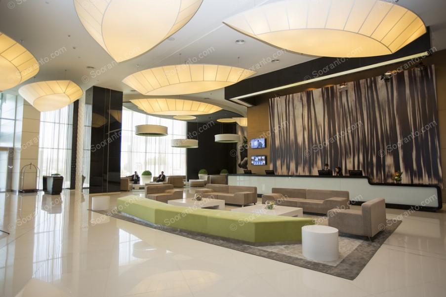 عکس سالن هتل نووتل 4342