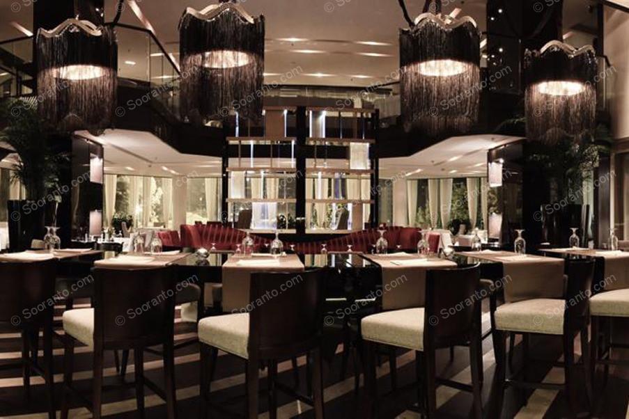 عکس سالن رستوران بیچه 4581