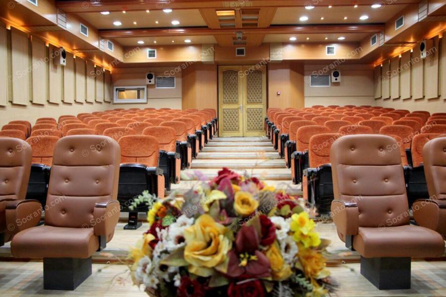 عکس سالن جهاد دانشگاهی صنعتی شریف 4922