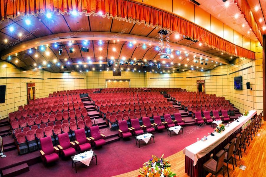 عکس سالن سالن همایش های بین المللی هتل المپیک 2101