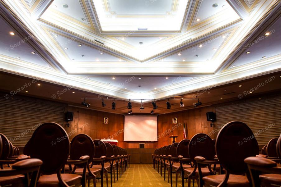 عکس سالن سالن هگمتانه هتل المپیک 2076