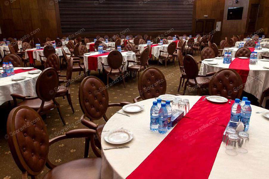 عکس سالن سالن هگمتانه هتل المپیک 4145