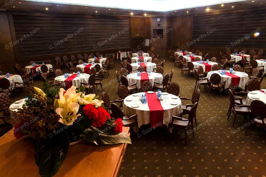 عکس سالن سالن هگمتانه هتل المپیک 4146