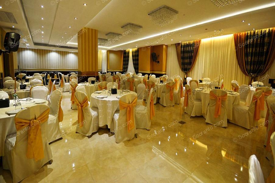 عکس سالن سالن برلیان هتل الیزه 2501