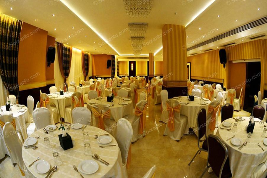 عکس سالن سالن برلیان هتل الیزه 2502