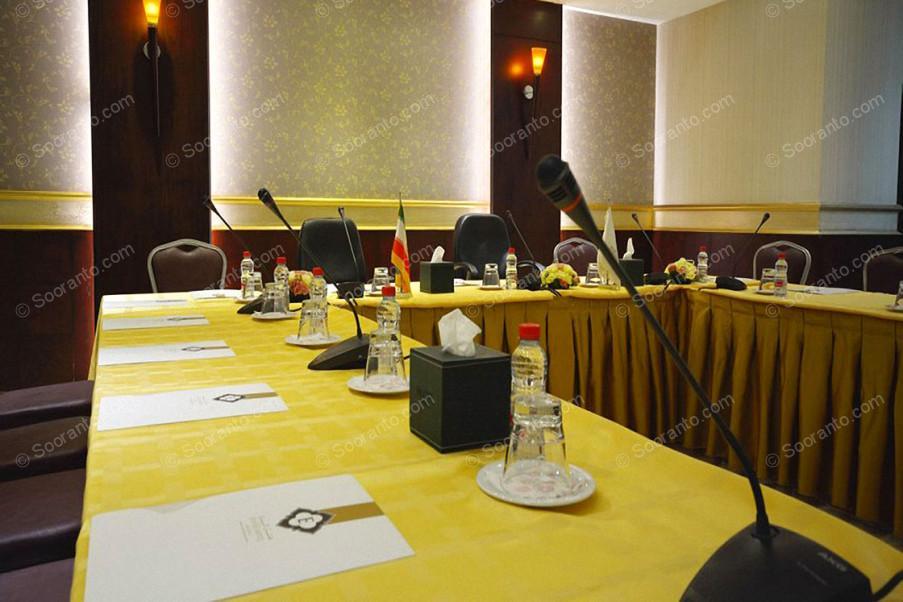 عکس سالن سالن زمرد هتل الیزه 2505
