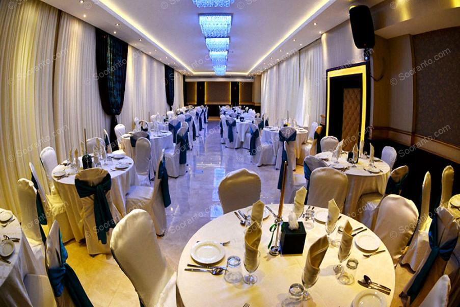عکس سالن سالن زمرد هتل الیزه 2506