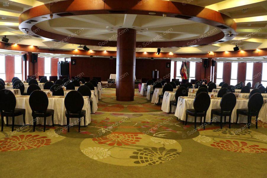 عکس سالن وصال شیرازی هتل بزرگ 2328