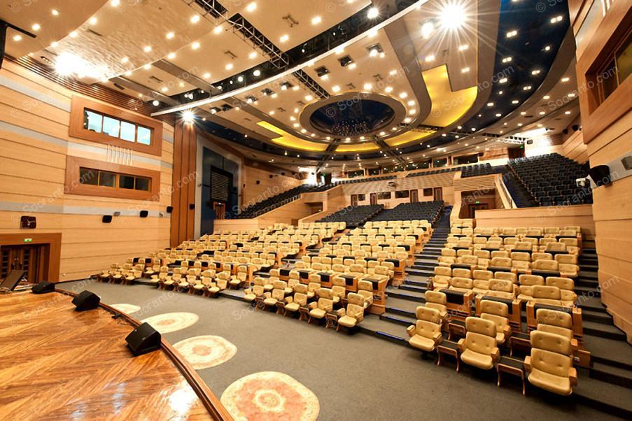 عکس سالن سالن خلیج فارس مرکز همایش های بین المللی 3852