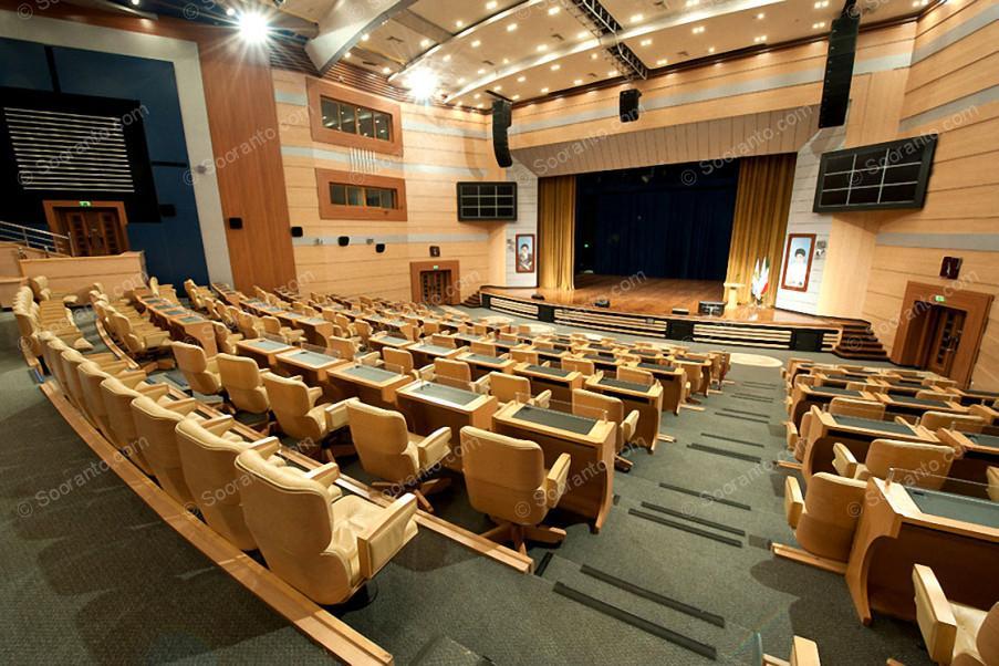 عکس سالن سالن خلیج فارس مرکز همایش های بین المللی 3855
