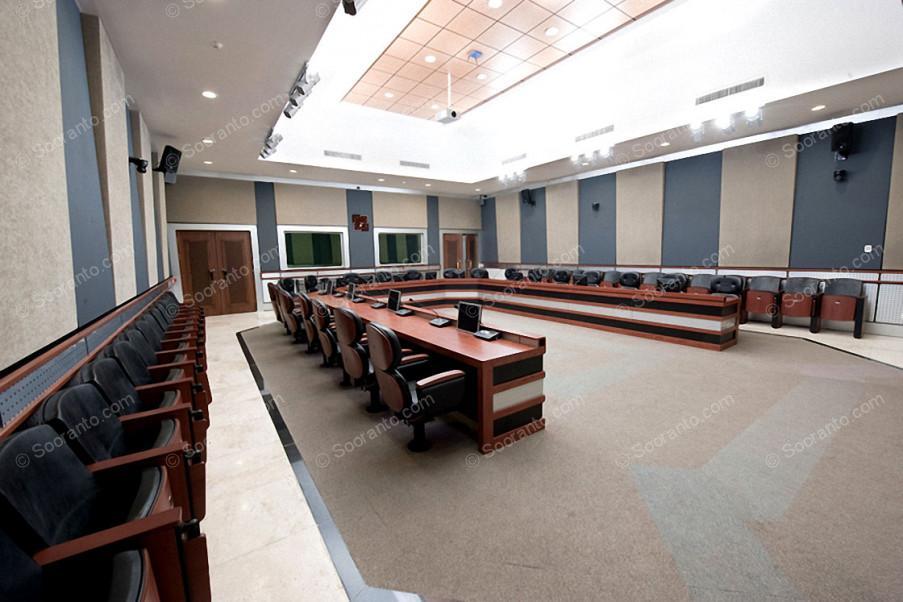 عکس سالن سالن خوارزمی مرکز همایش های بین المللی 3839