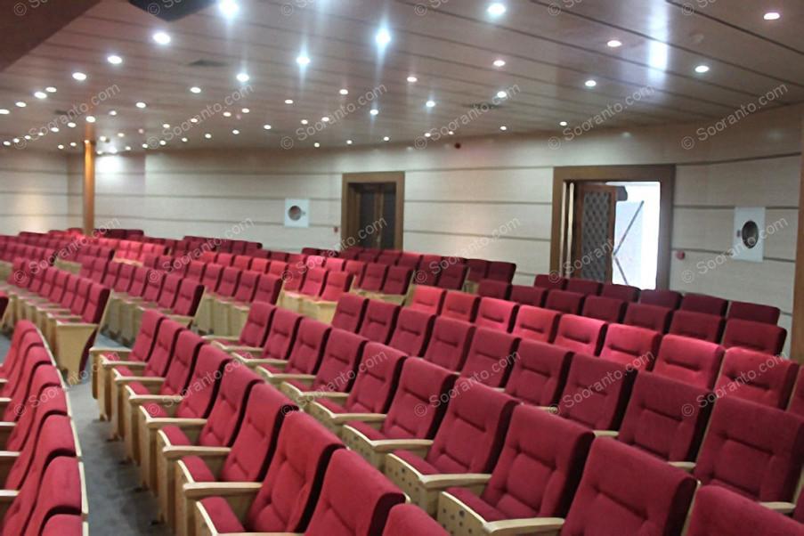 عکس سالن سالن ابن سینا دانشکده پرستاری و مامائی دانشگاه علوم پزشکی 4224