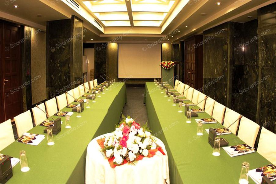عکس سالن سالن همایش برلیان هتل بین المللی پارس 2162