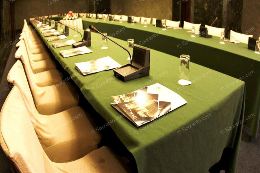 عکس سالن سالن همایش برلیان هتل بین المللی پارس 2164