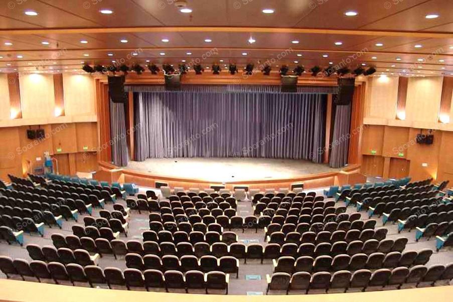 عکس سالن سالن اصلی تالار شهیدان نژاد فلاح 3655