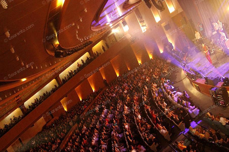 عکس سالن سالن اصلی تالار شهیدان نژاد فلاح 3656