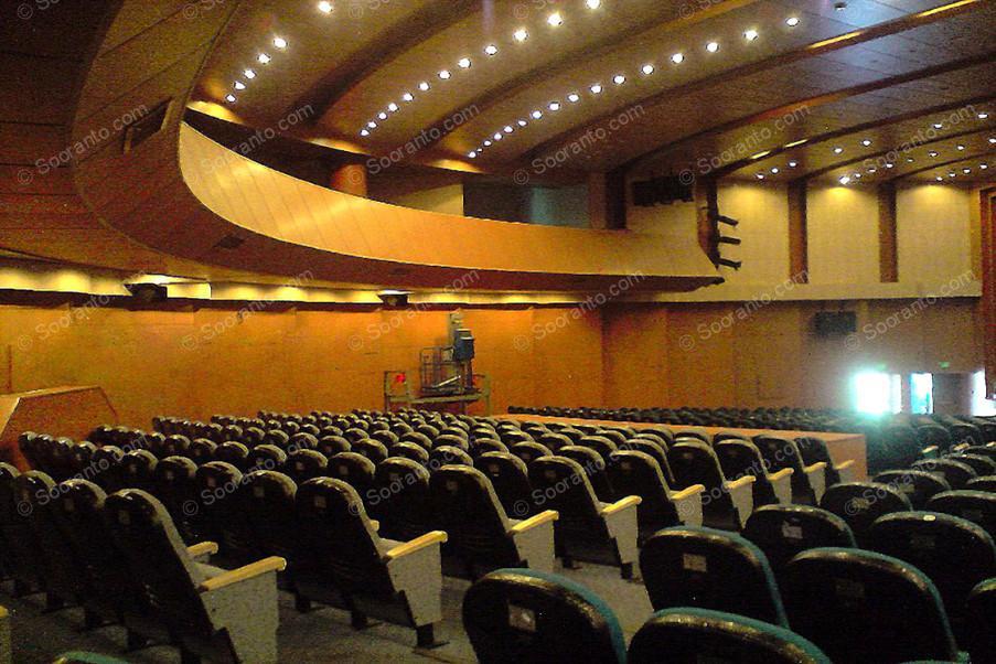 عکس سالن سالن اصلی تالار شهیدان نژاد فلاح 3659