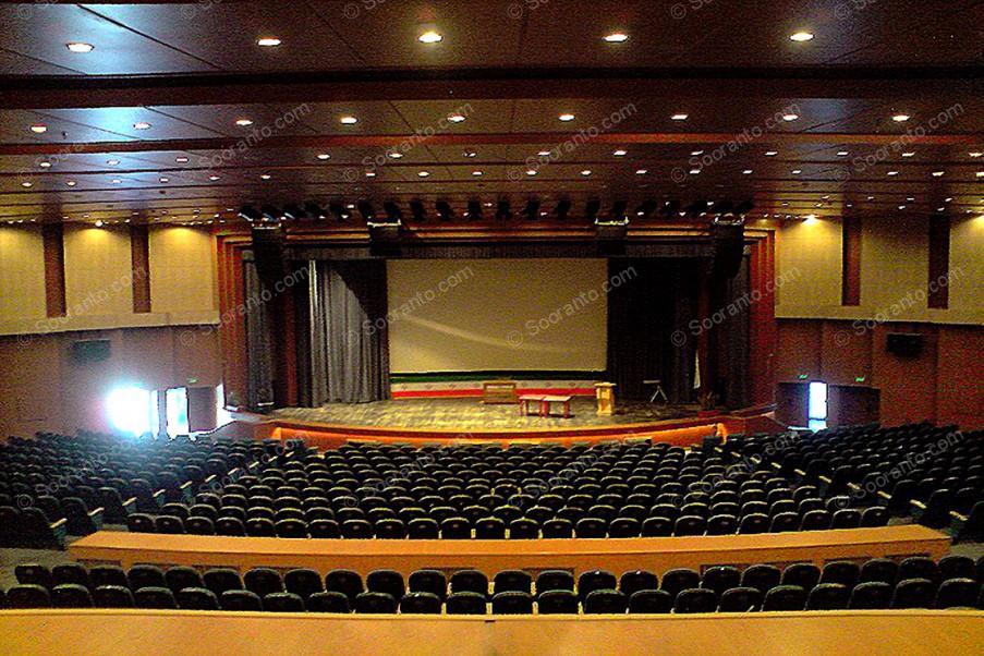 عکس سالن سالن اصلی تالار شهیدان نژاد فلاح 3660