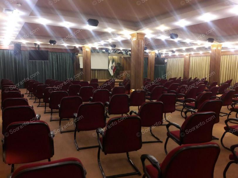 عکس سالن تالار خواجه نصیر کانون اسلامی انصار مرکز 4952