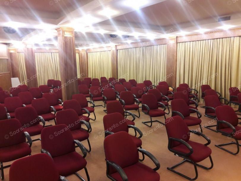 عکس سالن تالار خواجه نصیر کانون اسلامی انصار مرکز 4953