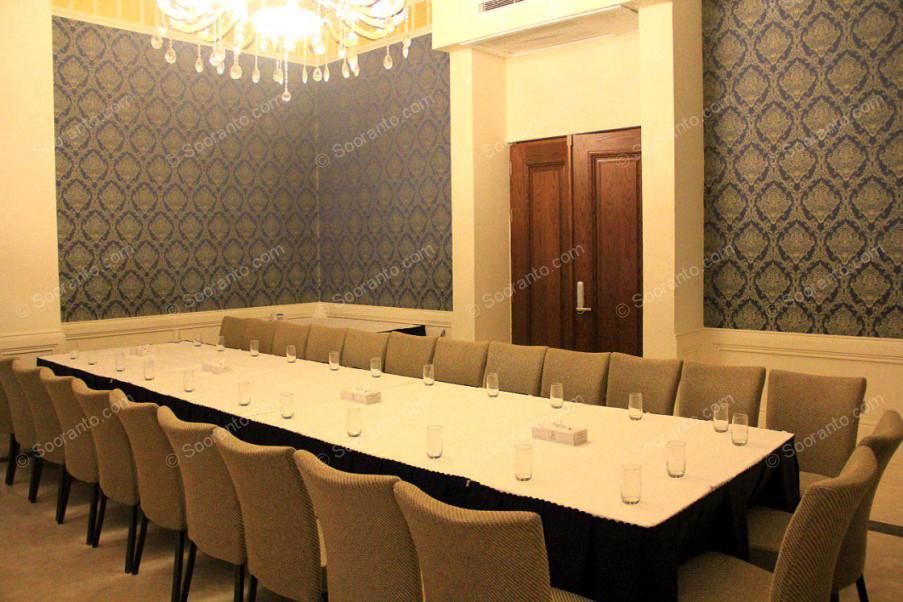 عکس سالن اتاق جلسه برنا هتل اسپیناس پالاس 2276