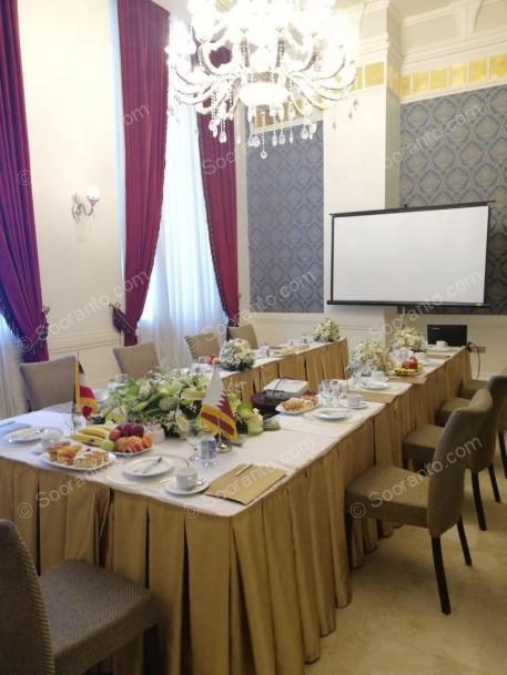عکس سالن اتاق جلسه برنا هتل اسپیناس پالاس 4858