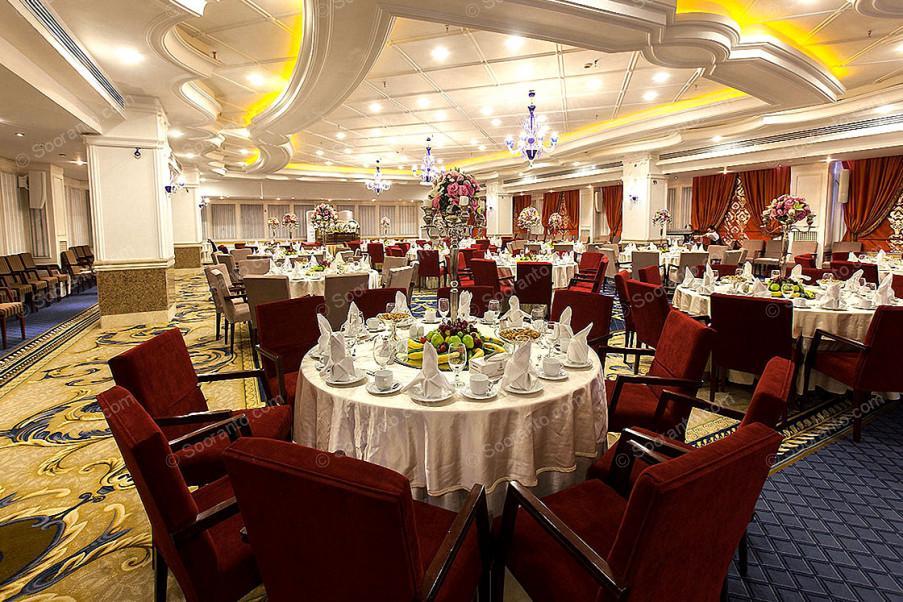 عکس سالن تالار پارسه 1 هتل اسپیناس پالاس 2231