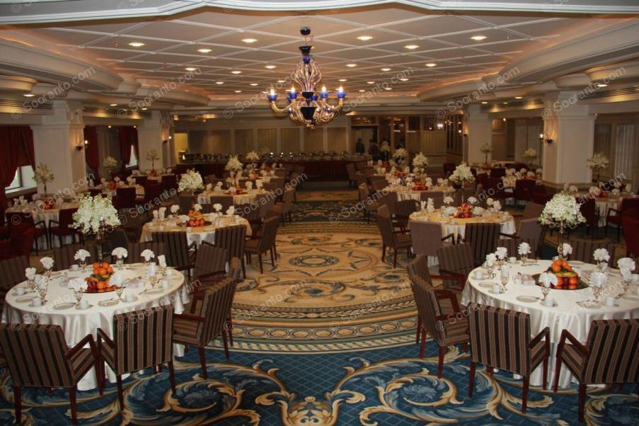 عکس سالن تالار پارسه 1 هتل اسپیناس پالاس 4844