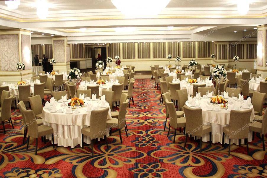 عکس سالن تالار امیران 1 هتل اسپیناس پالاس 2222
