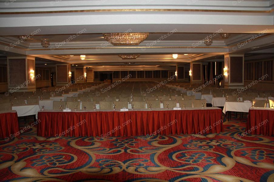 عکس سالن تالار امیران 1 هتل اسپیناس پالاس 2224