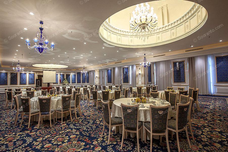 عکس سالن تالار ایوان هتل اسپیناس پالاس 2218