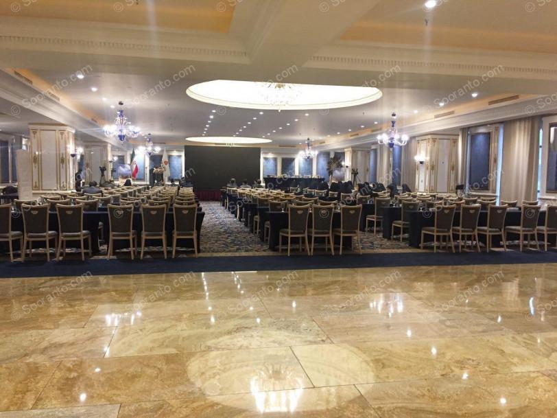 عکس سالن تالار ایوان هتل اسپیناس پالاس 4875