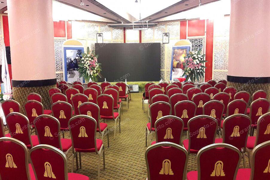 عکس سالن سالن همایش چشم انداز هتل پارسیان خزر 2388