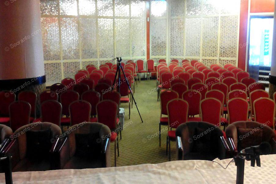 عکس سالن سالن همایش چشم انداز هتل پارسیان خزر 2389