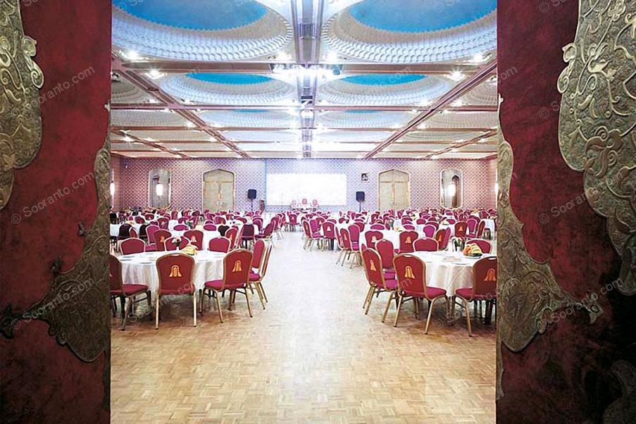 عکس سالن سالن دریای نور هتل استقلال 2355