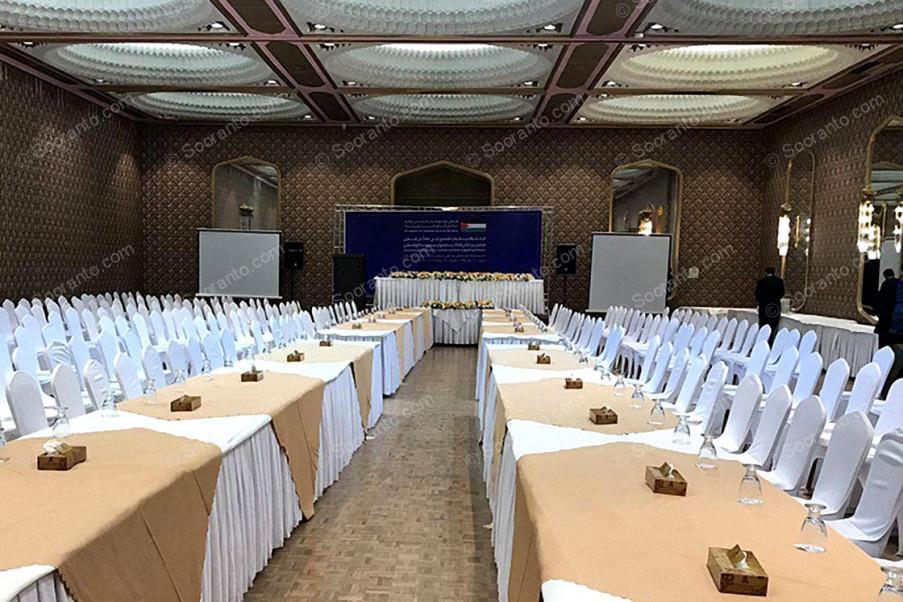 عکس سالن سالن دریای نور هتل استقلال 2361