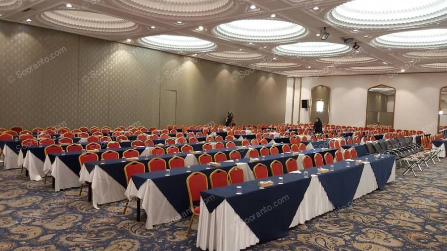 عکس سالن سالن دریای نور هتل استقلال 4942