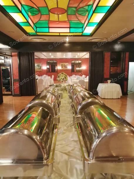 عکس سالن سالن نوفل لوشاتو هتل استقلال 4938