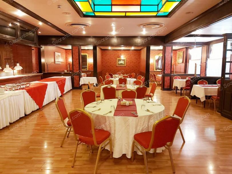 عکس سالن سالن نوفل لوشاتو هتل استقلال 4934