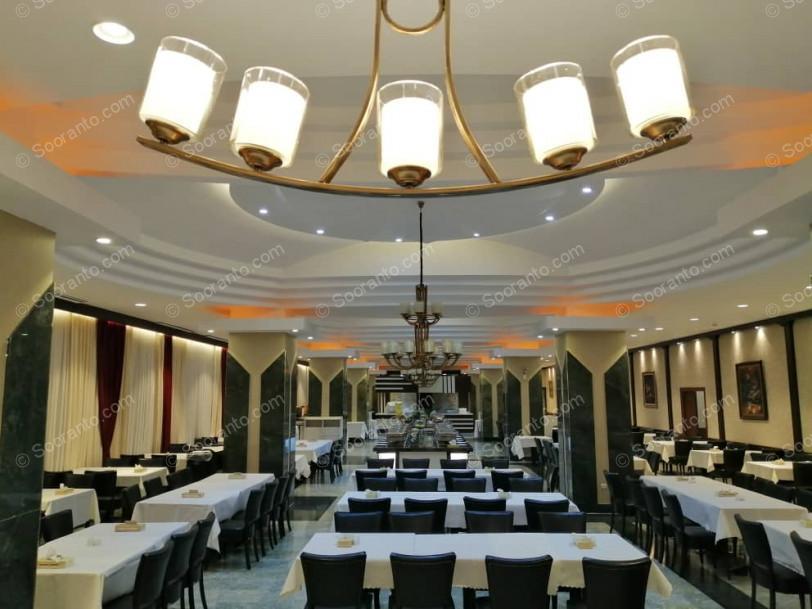 عکس سالن سالن یاس شماره یک هتل استقلال 4961