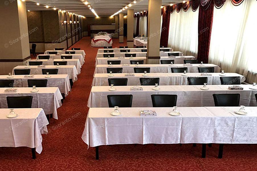 عکس سالن سالن یاس شماره دو هتل استقلال 2374