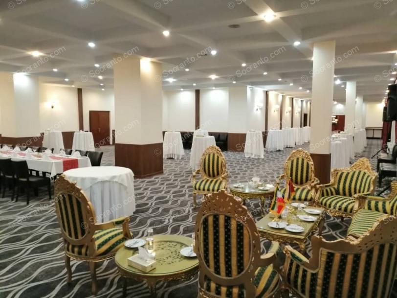 عکس سالن سالن یاس شماره دو هتل استقلال 4963