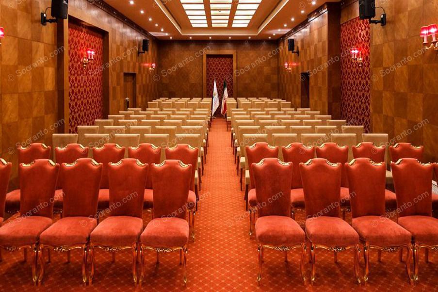 عکس سالن گلستان هتل زندیه 2443