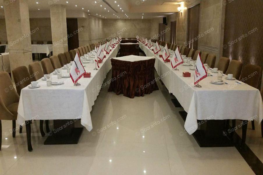 عکس سالن بوستان هتل زندیه 2452