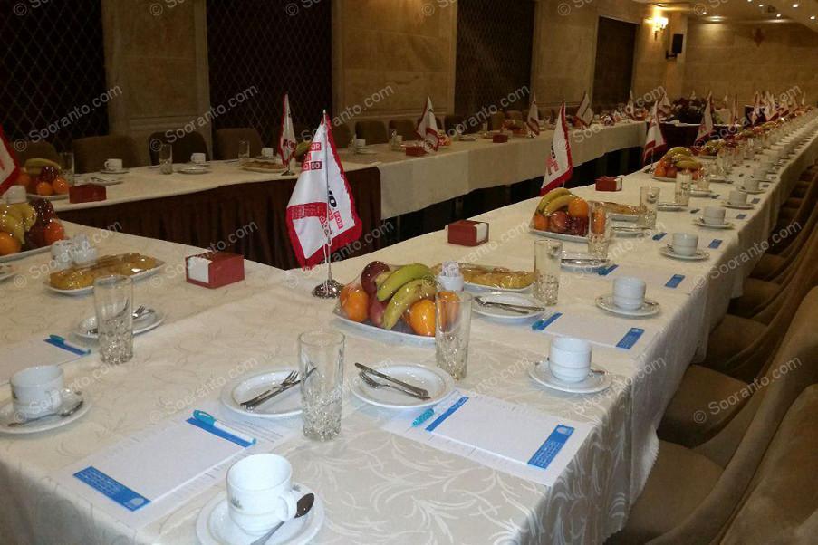 عکس سالن بوستان هتل زندیه 2454