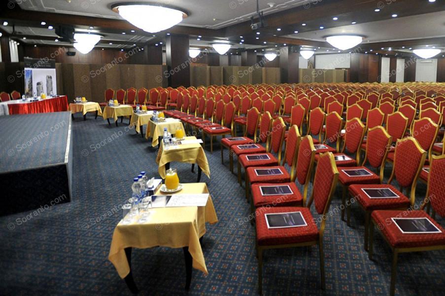 عکس سالن گلزار هتل لاله 2739