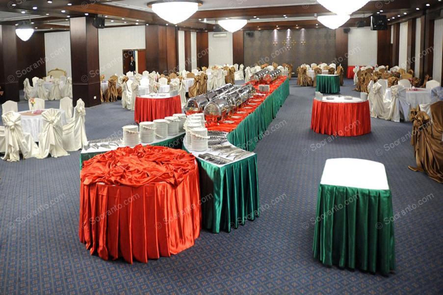 عکس سالن گلزار (ضیافت و عروسی) هتل لاله 2728