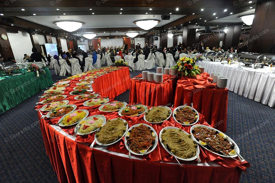 عکس سالن گلزار (ضیافت و عروسی) هتل لاله 2729