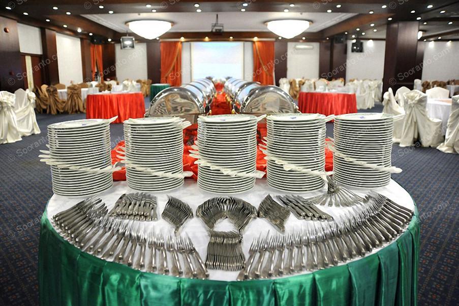 عکس سالن گلزار (ضیافت و عروسی) هتل لاله 2730